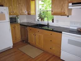 Kitchen Tile Countertops Granite Tile Kitchen Countertops 6 Steps With Pictures