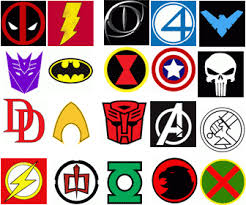 super collection superhero logos findthatlogo