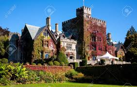 Hatley Castle Floor Plan Castle In Victoria Stock Photos Royalty Free Castle In Victoria