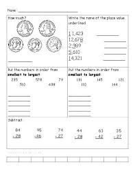best ideas of 6th grade math review worksheets on reference