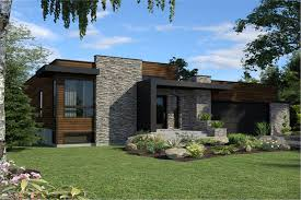 contemporary house plan modern house plan 158 1290 2 bedrm 1277 sq ft home