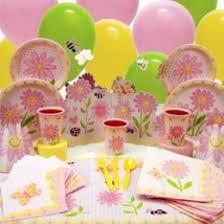 Baby Shower Outdoor Ideas - daisy flower baby shower ideas