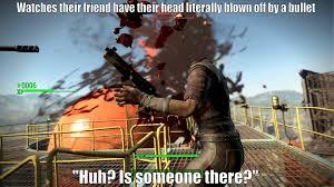 Funny Fallout Memes - fallout raider logic quickmeme