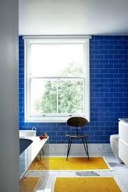 Blue Glass Tile Bathroom Blue Penny Tile Bathroom Floor Sky Tiles Ideas And Pictures