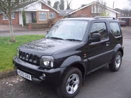 jeep suzuki lovely suzuki jimny vvt jeep 2005 low mileage shiny black in