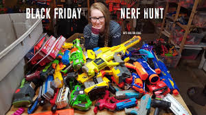 best black friday nerf deals 2016 black friday nerf hunt youtube
