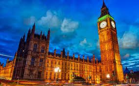 London Clock Tower Big Ben A Splendor Towering As A Landmark Of London Traveldigg Com
