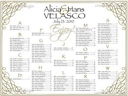 Free Wedding Seating Chart Template Excel 25 Best Seating Chart Template Ideas On Seating