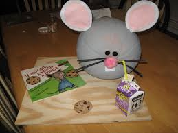 Halloween Cookies Decorating Ideas If You Give A Mouse A Cookie Activity This Is A Painted Pumpkin