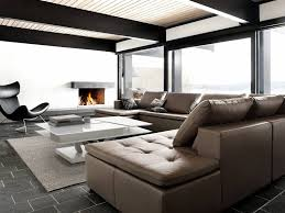 Wohnzimmer Einrichten Licht Dänische Möbel Mit Boconcept Kleine Und Große Räume Optimal