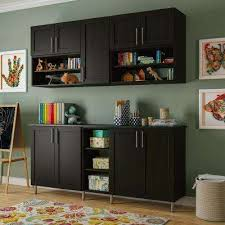 9 adjustable shelves wall mount wood closet systems wood