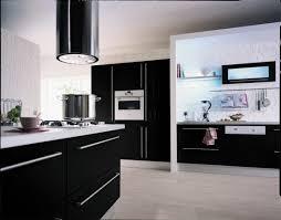 hygiena cuisine cuisine hygena blanc et noir cuisines noires