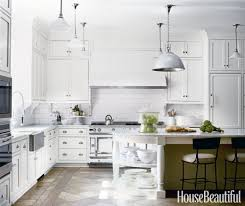 Kitchen Amiable White Kitchen Designs Houzz Magnificent White