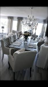 Best  White Dining Chairs Ideas On Pinterest White Dining - All white dining room