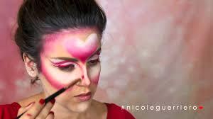 halloween makeup tutorial queen of hearts qtiny com