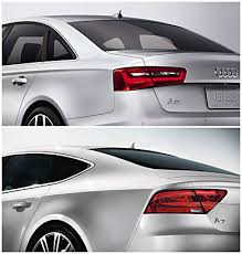 audi a6 or a7 audi a6 and a7 praised once again servicing stop audi
