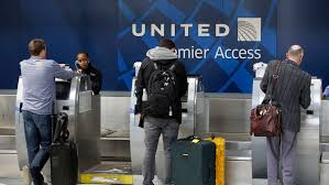Checked Bags United Randomly Selected No United Bumps Based On Amount Paid For