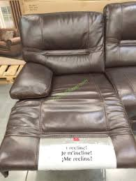pulaski leather sofa costco leather recliner sofa costco vcf photography com