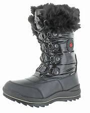 s winter boots canada size 11 canada cranbrook black synthetic winter boots
