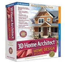amazon com broderbund 3d home architect home design deluxe 6