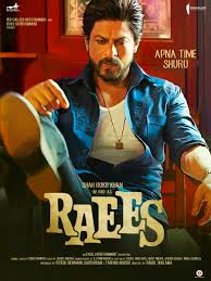 the new look of shahrukhkhan in this brand new raees movie