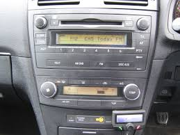toyota car stereo toyota avensis 2008 2013 aftermarket navigation car stereo