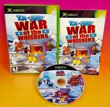 tom jerry war whiskers canceled microsoft xbox ebay