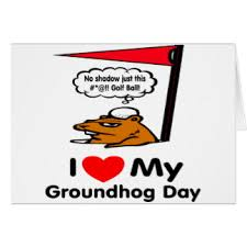 groundhog day cards groundhog birthday cards invitations greeting photo cards