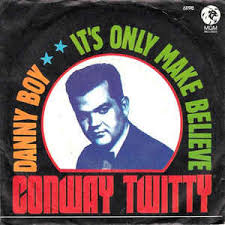 conway twitty danny boy vinyl discogs