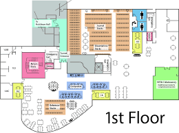 floor plan layout carlson library floor layout river cus libraries