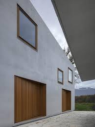 Interieur Aus Holz Und Beton Haus Bilder Villa In Genf Satteldach Aus Beton Architektur Und Architekten
