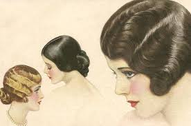 hair style names1920 even in 1927 not all women bobbed their hair here are some ideas