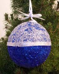 papier mâché ornaments arts crafts activity k