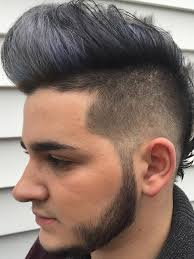 how to do a fade haircut on yourself mohawk fade haircut a new take on the hawk