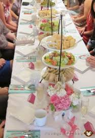 kitchen tea decoration ideas table setting ideas for bridal shower home design inspirations
