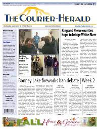 Wild Fire Enumclaw by Enumclaw Courier Herald September 16 2015 By Sound Publishing