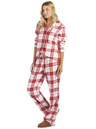 ugg s plaid pajama set style 1014609