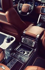 range rover interior yes please srbm range rover autobiography cars pinterest