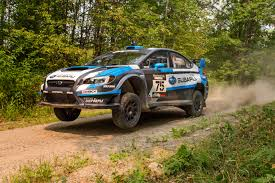 subaru rally wheels subaru rally team usa fly in 360 degrees at ojibwe forests rally