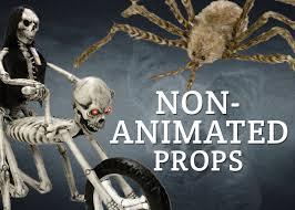 animated props haunters