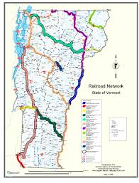 Truck Route Maps Vtrans Online Map Center