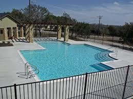 commercial pool builder portfolio austin new wave pools austin
