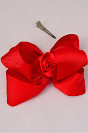 hair bow tie hair bow jumbo grosgrain bow tie dz
