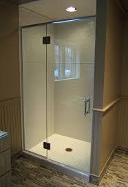 Shower Door Panel Frameless Shower Door Faqs And Facts