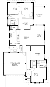 majestic simple house designs 3 bedrooms 14 2 bedroom in unique