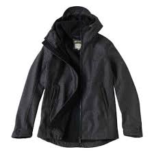 bench clothing line bench rampant jackets jet black marl men s