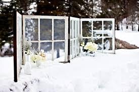 Winter Wonderland Wedding Theme Decorations - the dream wedding inspirations winter wonderland wedding
