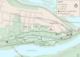 Appalachian Trail Massachusetts Map by Harpers Ferry Maps Npmaps Com Just Free Maps Period