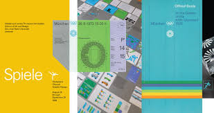 design spiele spiele otl aicher s olympic graphic design