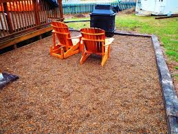 Pea Gravel Concrete Patio by Awesome Pea Gravel Patio U2014 All Home Design Ideas Fabulous Way To